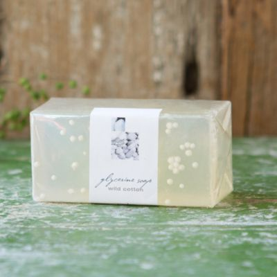 Rain Africa Wild Cotton Soap