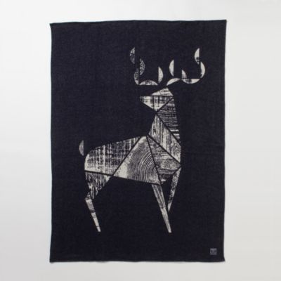 Woodland Jacquard Throw