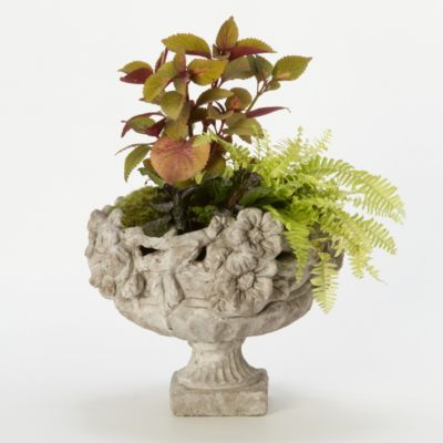 Perennial Bloom Urn, Large