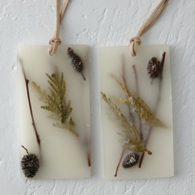 Pressed Flower Sachets, Forest