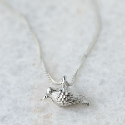 Peace Dove Necklace, Small