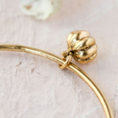 Pumpkin Bangle