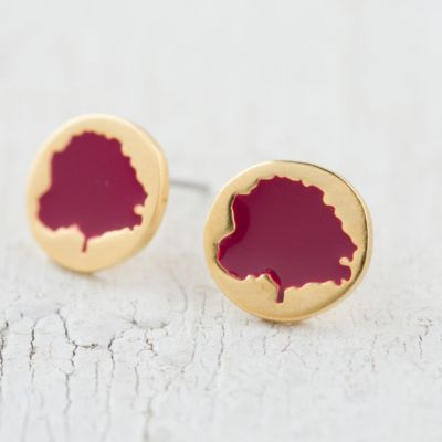 Orchard Circle Earrings