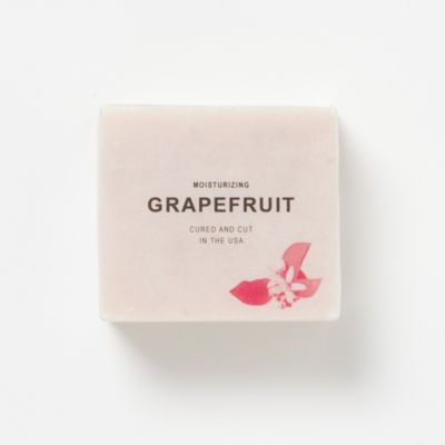 Grapefruit & Lemongrass Soap