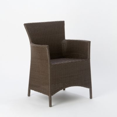 Woven Armchair, Solid