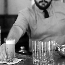 A Holiday Cocktail with Society Hill Society