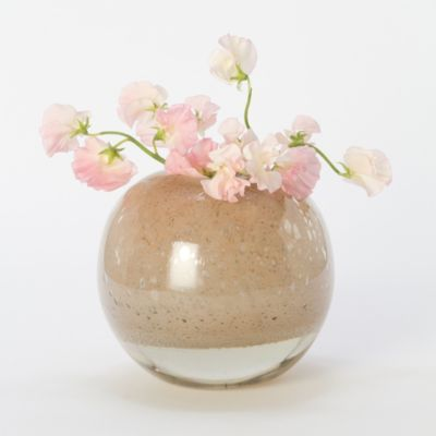 Bubble Sphere Vase
