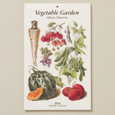 Vegetable Garden Weekly Calendar