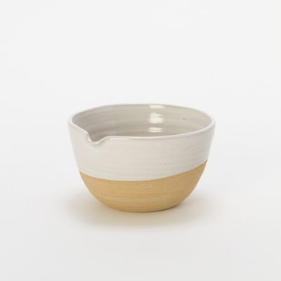 Glaze Dipped Bowl
