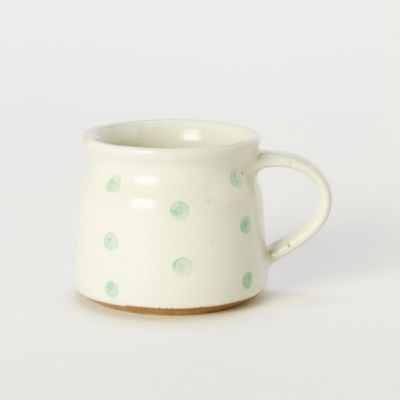 Mini Ceramic Mug, Dot