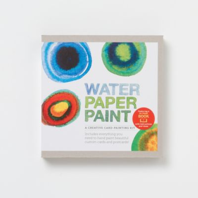 Watercolor Greetings Kit