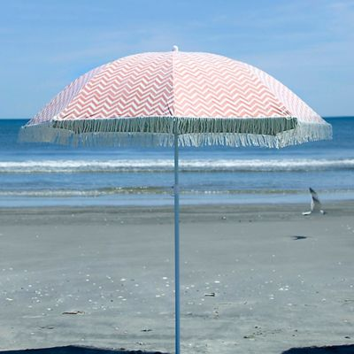 Printed Beach Umbrella