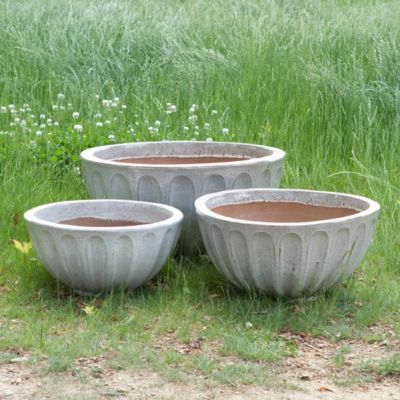 Cappuccino Bowl Planter