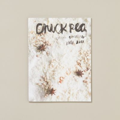 Chickpea Vegan Quarterly, Winter 2013