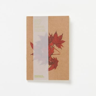 Sketched Leaves Journal
