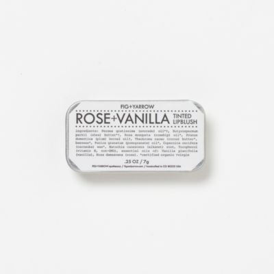 Rose & Vanilla Tinted Lip Balm