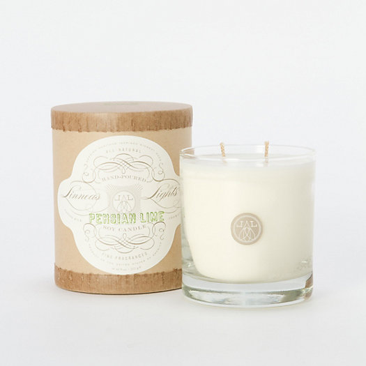 Linnea's Lights Candle, Persian Lime