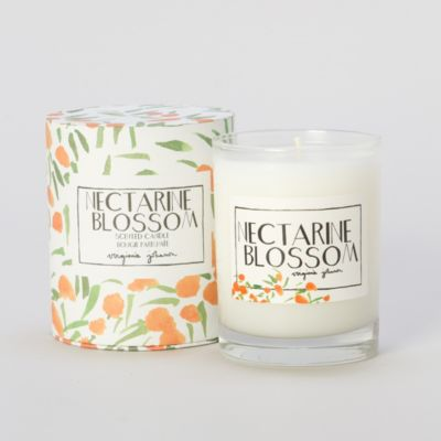 Virginia Johnson Candle, Nectarine Blossom
