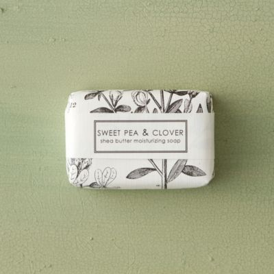 Sweet Pea & Clover Soap