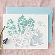 Hop into Spring Card