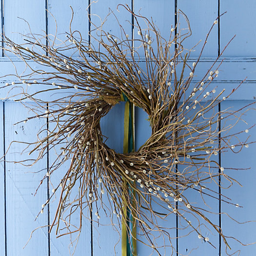 Mixed Willow Wreath