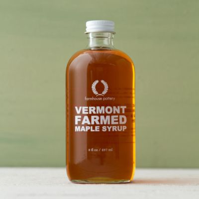 Vermont Farmed Maple Syrup