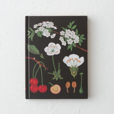 Botanical Chart Notebook