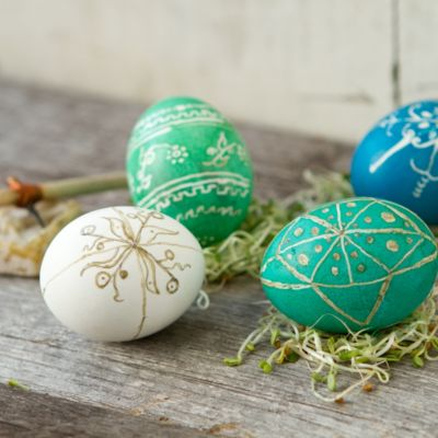 Ukrainian Egg Decorating Kit