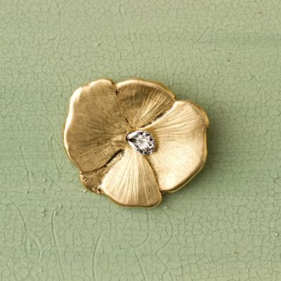 Pansy Pin, Small
