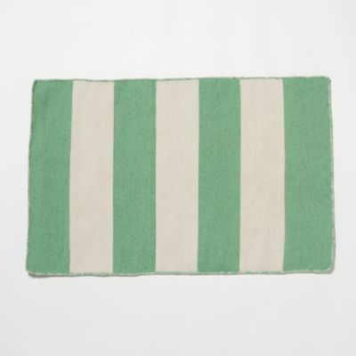 Rugby Stripe Outdoor Rug