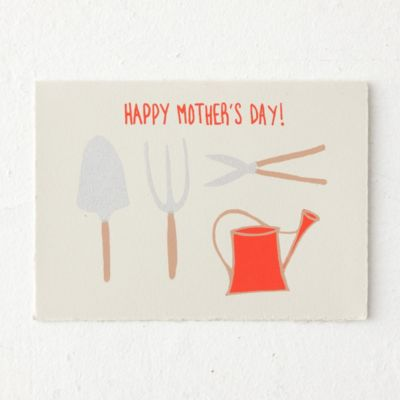 Potting Shed Mother's Day Card