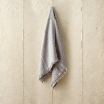 Summer Linen Throw