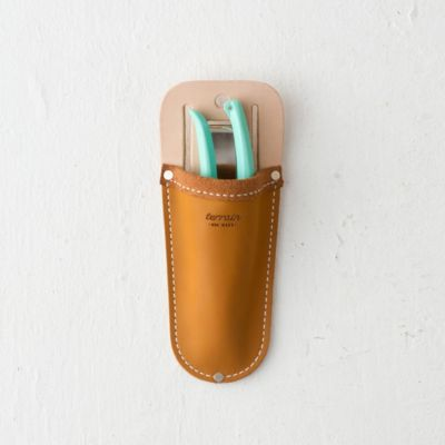 Leather Pruner Pouch