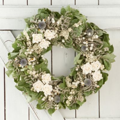 Rose Garden Wreath, Large
