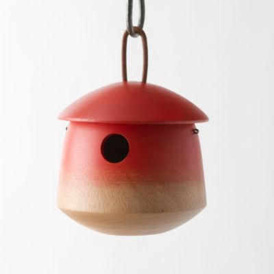 Sunset Ombre Birdhouse
