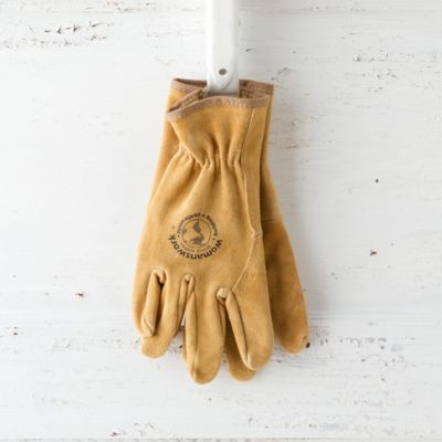 Women's Leather Work Gloves
