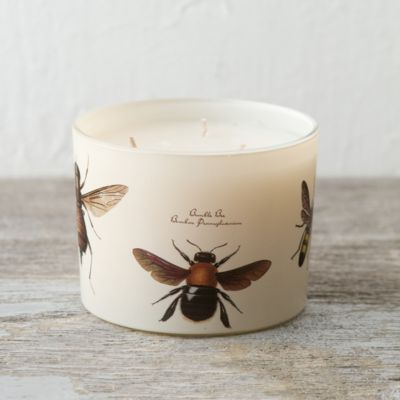 Lemongrass & Geranium Insect Repellant Candle