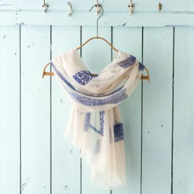 Cashmere China Scarf