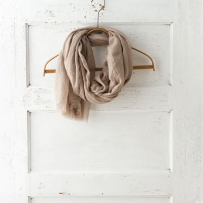 Gold Flecked Scarf
