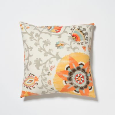 Suzani Outdoor Pillow