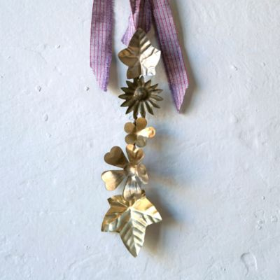 Antique Bloom Ornament