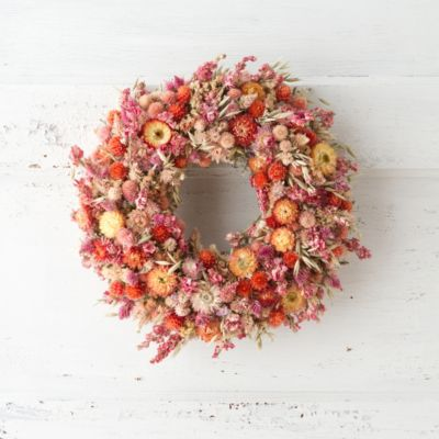 Peach Orchard Wreath