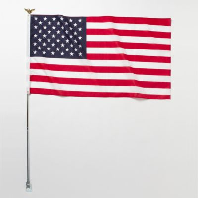 American Flag & Pole Kit