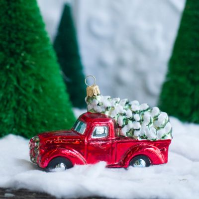 Tree Farm Ornament