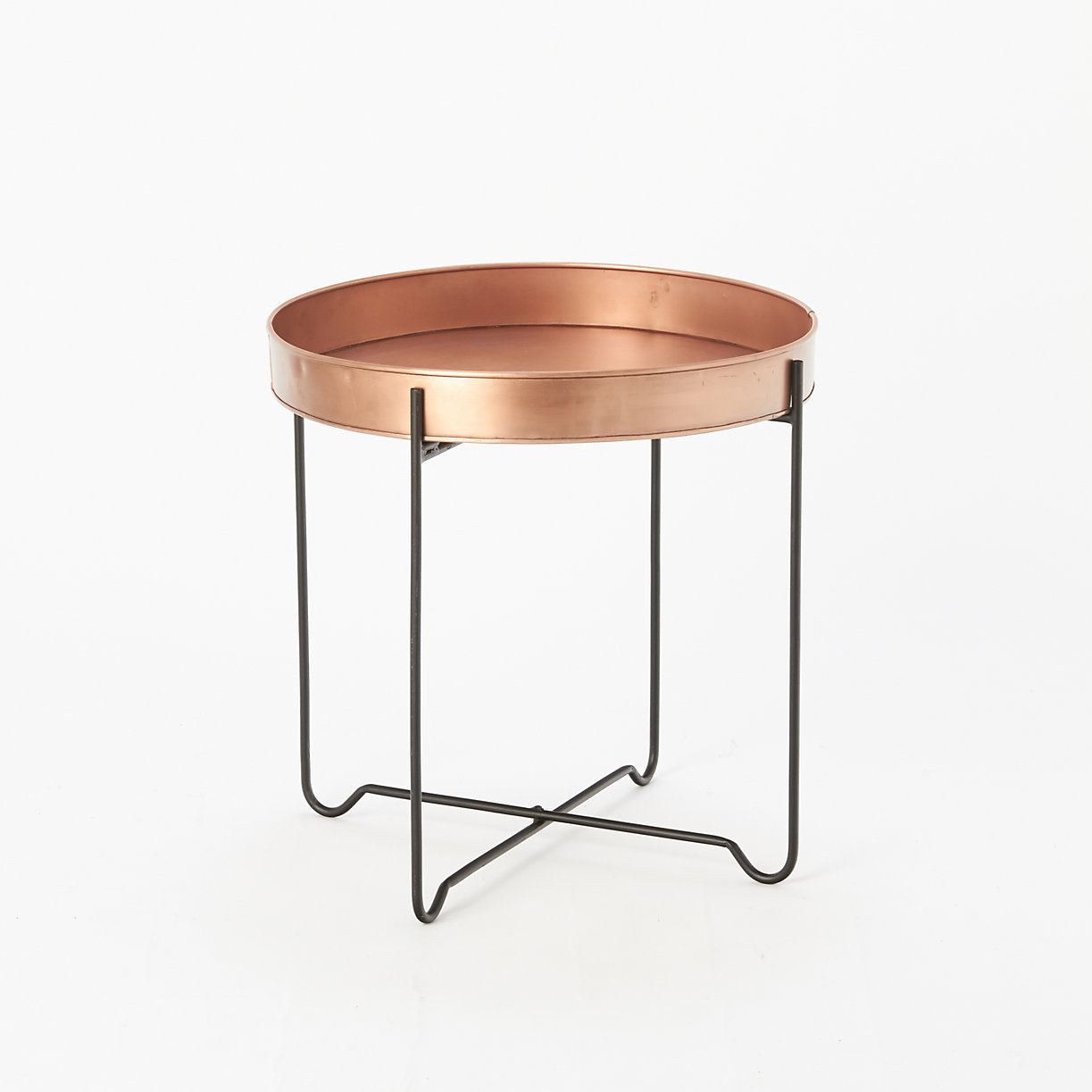 Copper Tray End Table  Terrain. Cargo Drawers For Suv. Ashley Furniture Table Lamps. Office Depot 4 Drawer File Cabinet. Fordham Law Help Desk. U Shaped Desk Office Depot. Diy Cheap Desk. Storage Containers With Drawers. Tiny Desks