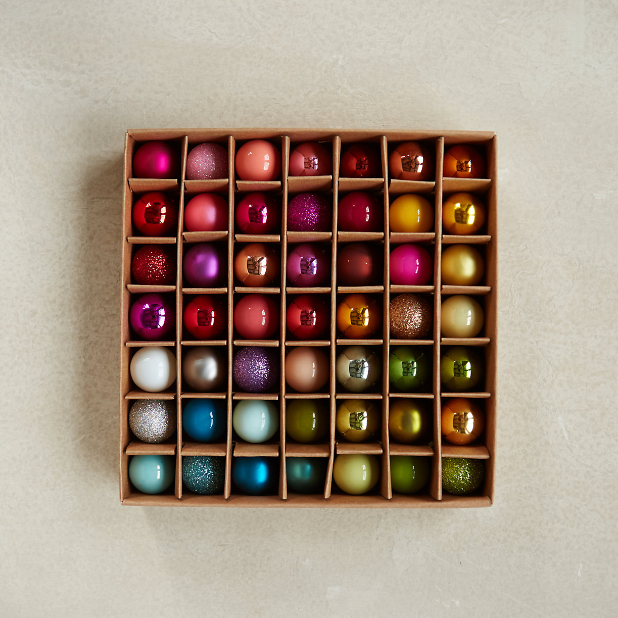Miniature ornaments - Miniature Bulb Set 49 Loading Zoom