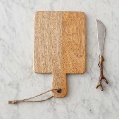 Twig Cheese Serving Set