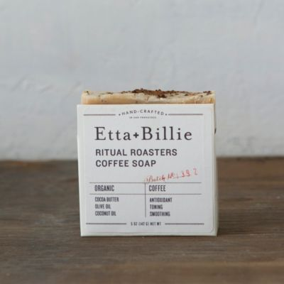Etta & Billie Ritual Roasters Coffee Soap