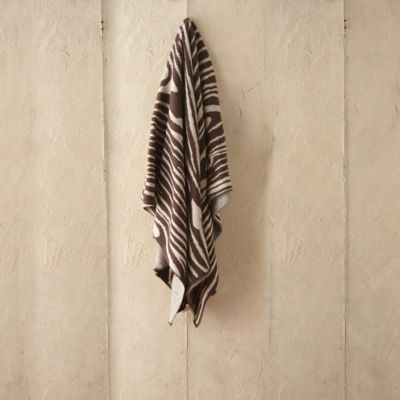 Faux Bois Throw