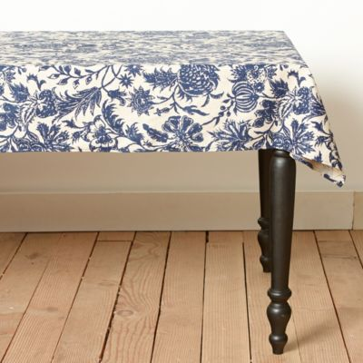Botanical Sketch Tablecloth